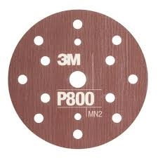 Disc abraziv flefibil hookit P800 pachet de 25 buc 3M