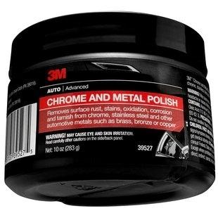 Polis Restaurator Pentru Suprafete Cromate Metalice Chrome Metal Restorer Polish 3M