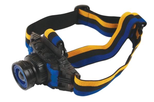 Lanterna de cap reincarcabila 3W CREE Led Laser Tools