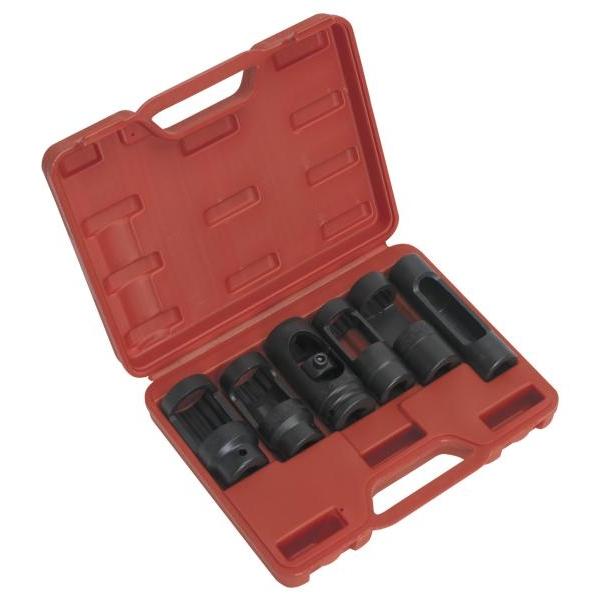 Set 6 chei demontat duze Injector