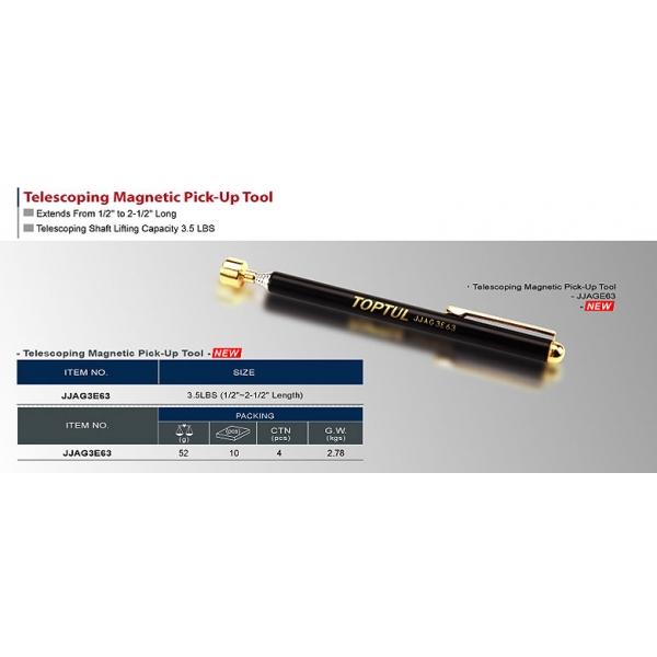 Dispozitiv prindere Magnet telescopic 130 640mm