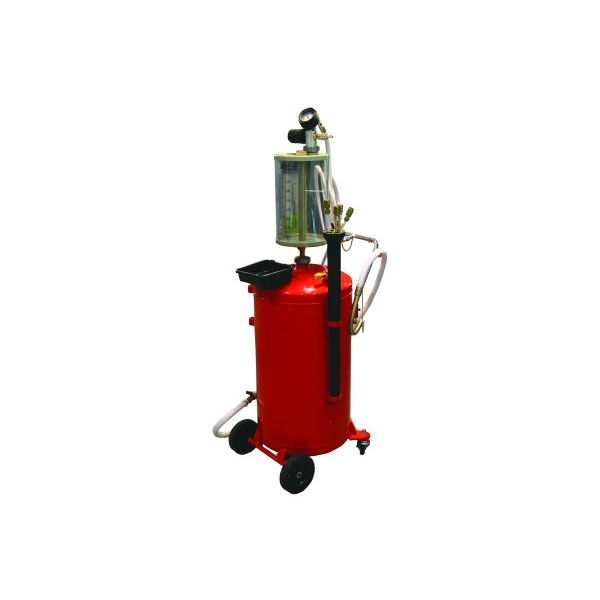 Recuperator peumatic ulei cu absorbtie capacitate rezervor 90l