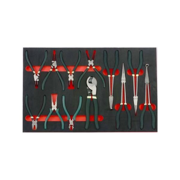 Set 12 piese raft carucior echipat