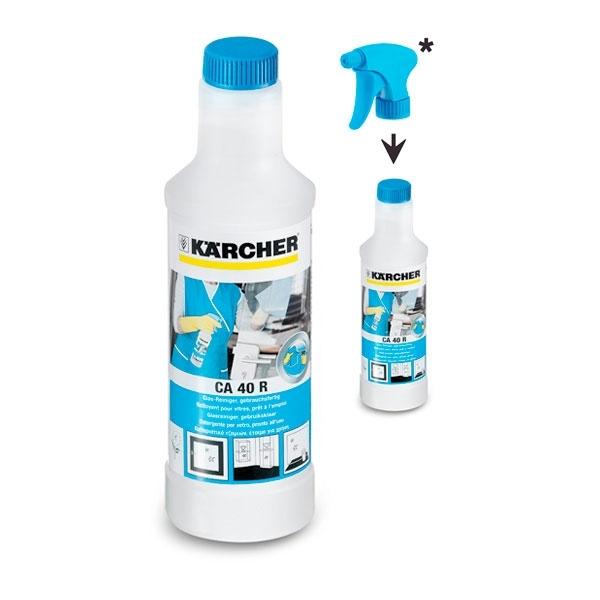 Agent curatare geamuri Karcher CA 40 R 500 ml