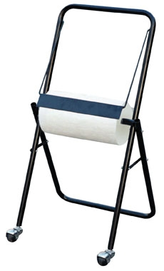 Suport podea metalic bara prosoape hartie 840X710X430 mm 2.8 kg