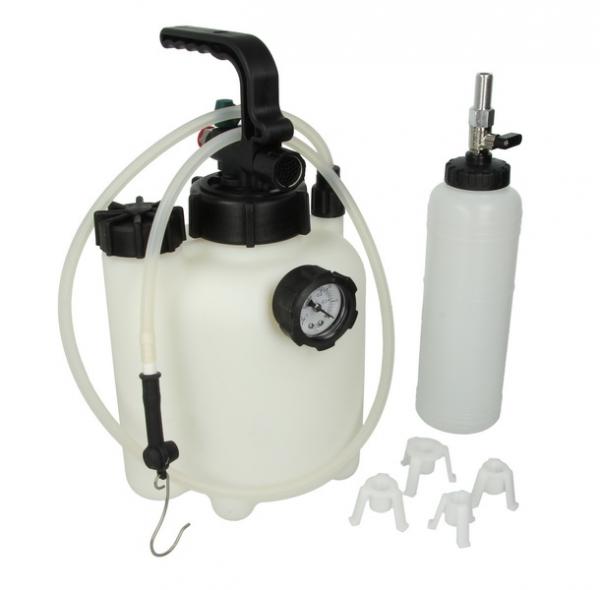 Aparat inlocuit lichid frana sau ambreiaj hidraulic rezervor 5 litri cu bidonas plastic