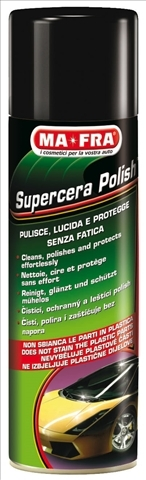 Ceara Auto Supercera Polish Spray 500 ml Ma Fra