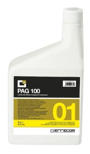 Ulei refrigerant sistem climatizare PAG OIL 100 cu solutie UV 1 litru