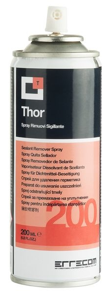 Spray indepartare calaminei sistem climatizare AC ERRECOM THOR 200 ml