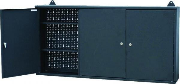 Dulap scule fix 3 sertare inchise 1200x600x200 mm gri