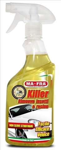 Solutie indepartat Insectele 500 ml Killer Italia Ma Fra