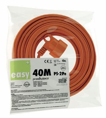 Prelungitor curent 230V cablu 40 m