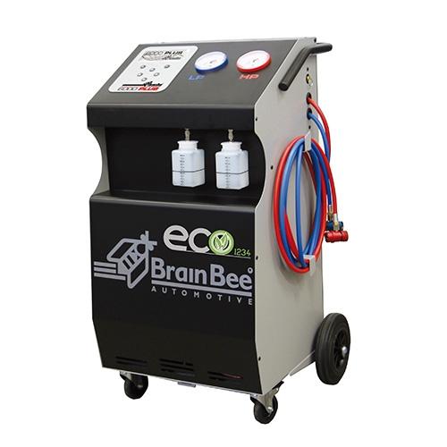 Aparat clima automat BRAIN BEE 6000 ECO incarcare sistem AC auto R134yf