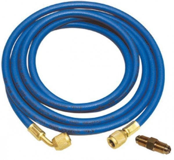 Cablu furtun sistem climatizare aparatele clima 2.5 m albastru presune joasa LP