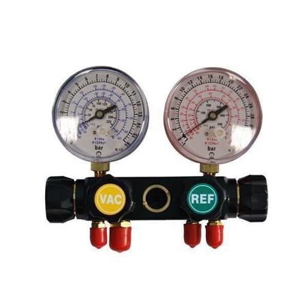 Manometru verificare etanseitate sistem climatizare agent frigorific 1234yf
