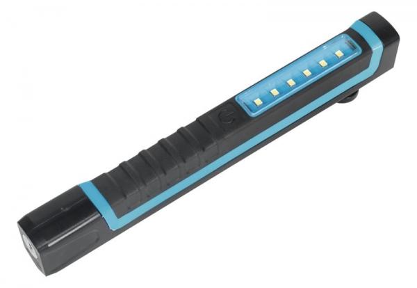 Lampa service LED LED 6 SMD 1 cu baterii AAA