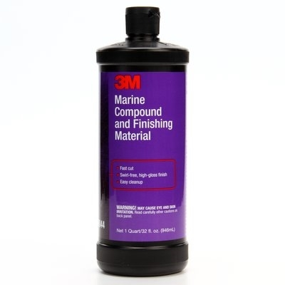 Material compozit si finisaj Marine Imperial Compound and Finishing Material 3M