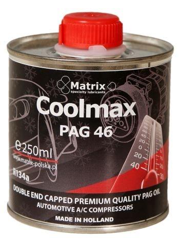 Ulei refrigerant PAO OIL 46 250 ml sistem climatizare aer conditionat MATRIX