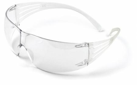 Ochelari protectie 3M lentile incolore flexibili