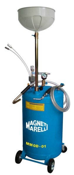 Recuperator ulei gravitationale si absorbtie 80 litri