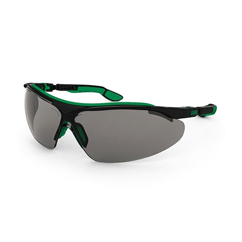 Ochelari protectie Uvex i vo 9160 de sudare cu filtru 5 cadru verde negru
