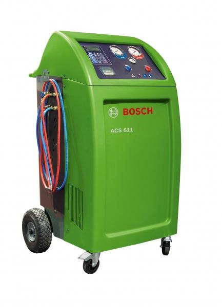 Aparat service climatizare auto incarcare freon ACS 611 Bosch