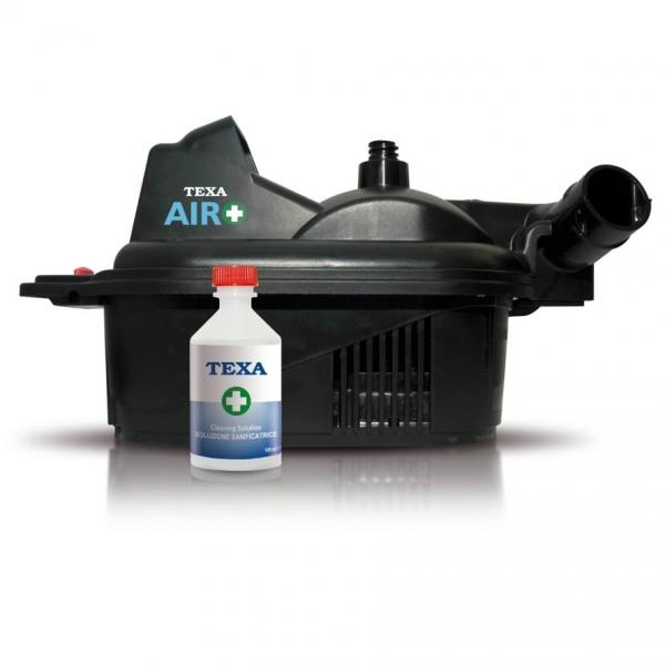 Aparat ultrasunete dezinfectarea igienizarea sistemelor de aer conditionat Texa Air