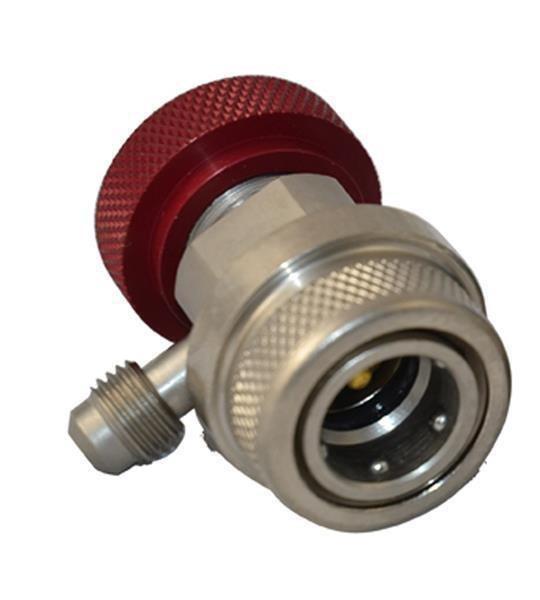 Cupla rapida rosie sistem AC auto circuit inalta presiune 1 4 16mm