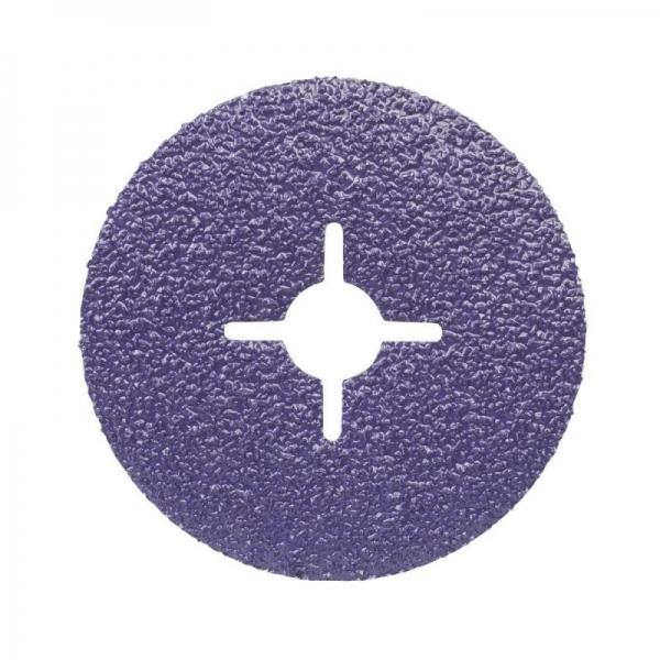 Disc de fibra 3M Cubitron II 125mmx22mm (5 discuri cutie)