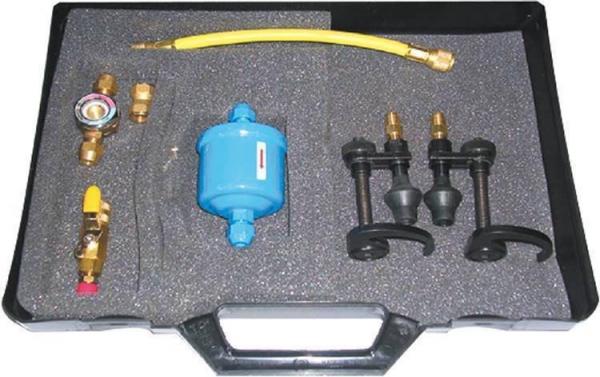 Kit aditional de spalare instalatie AC cu aparatul de A C Marelli
