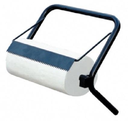 Suport fixare metalic bara prosoape hartie 270x240x360 mm 1.6 kg
